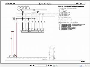 Audi A1  Gba  Gbh  2019  Electrical Wiring Diagrams - Homepage