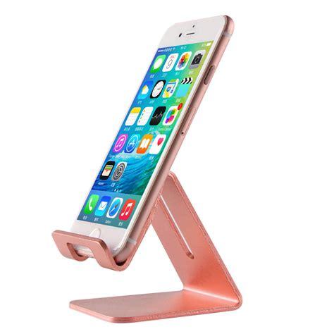 Holder Iring Stand universal aluminum desktop desk stand holder mount for