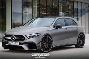 Mercedes A45 Amg Prix : quel style pour la future mercedes amg a45 2019 ~ Gottalentnigeria.com Avis de Voitures