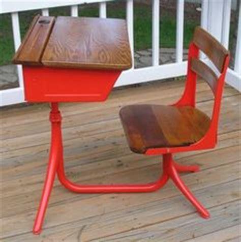 Vintage School Desk Restoration by School Desk Ideas On Metal Furniture Desks