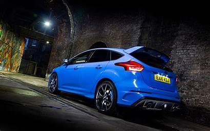 Focus Rs Ford 4k Night Cars Hatchback