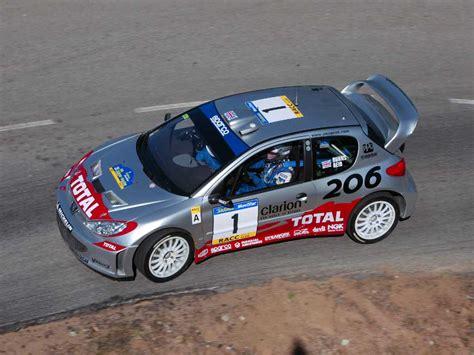 Peugeot 206 Wrc by 2002 Peugeot 206 Wrc Peugeot Supercars Net