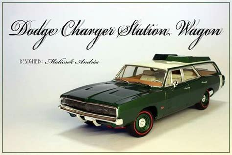 Charger Station Wagon by 68 Dodge Charger R T Station Wagon Dodge Charger