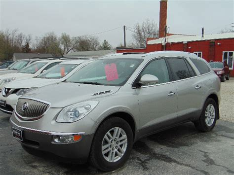Buick Enclave Cx by 2008 Buick Enclave Cx Pikeland Motors Pittsfield Il
