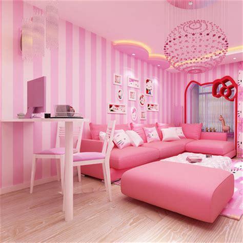 pink wallpaper for bedroom girl bedroom background wallpaper pvc pink child room 16758   Girl Bedroom Background Wallpaper Pvc Pink Child Room Wallpaper Pink Striped Wallpaper For Kids Room Papel