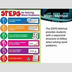 How To Solve Mathematics Problems  Ivy League Education Center