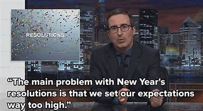 Resolution Resolutions Oliver John Giphy Years Gifs