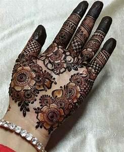 New Pakistani Bridal Mehndi Designs For 2020   WeddingPace