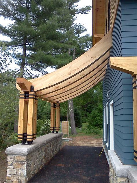 timber frame carport black dog timberworks