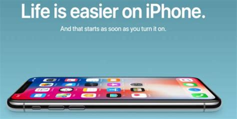 """Apple's Latest €�iphone Switching Program"""" Ads Are Designed"""