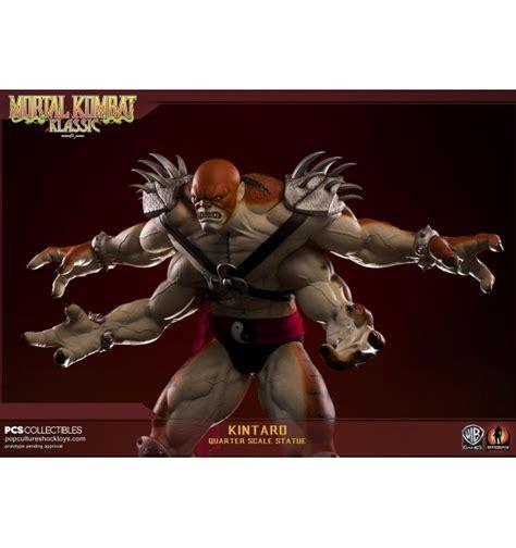 Pcs Mortal Kombat Klassic Kintaro 14 Scale Statue