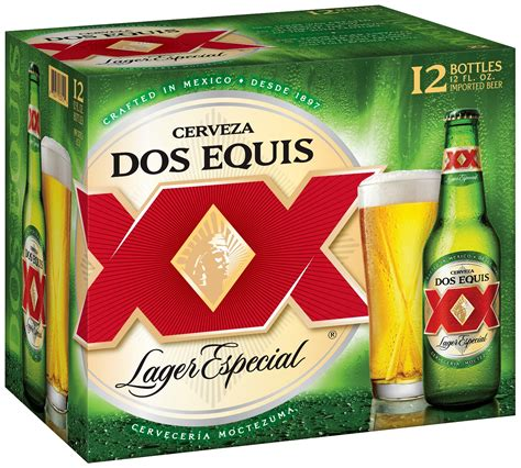 dos equis refreshes design  packaging  launches