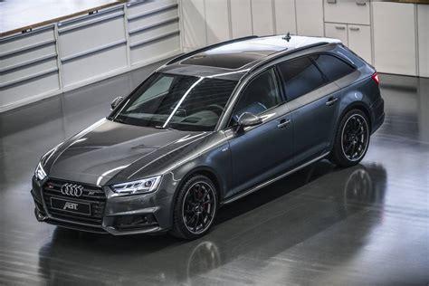 Official Abt Audi S4 Avant With 425hp Gtspirit