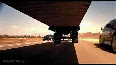 Furious Fast Gifs Trailer Cars Under Semi