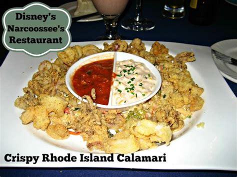 narcoossees menu disneys grand floridian resort