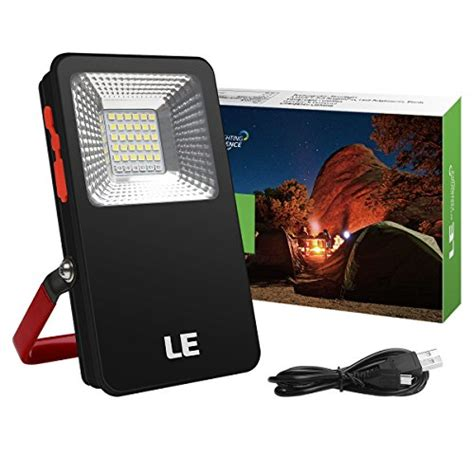 le 10w led portable cordless flood light waterproof work light import it all