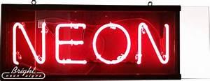 Outdoor Neon Signs