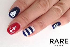 Rare Nails - Hey Sailor nail art kit | Beauty | Nail Art ...