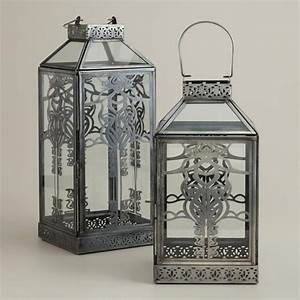 138 best candleholders lanterns images on pinterest With best brand of paint for kitchen cabinets with outdoor hurricane candle holders