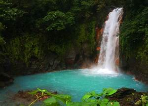 RIO CELESTE WAT... Waterfall Pictures