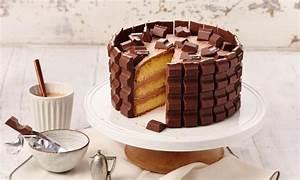 Kleine Kuchen Backen : kleine kinder riegel torte rezept dr oetker ~ Orissabook.com Haus und Dekorationen