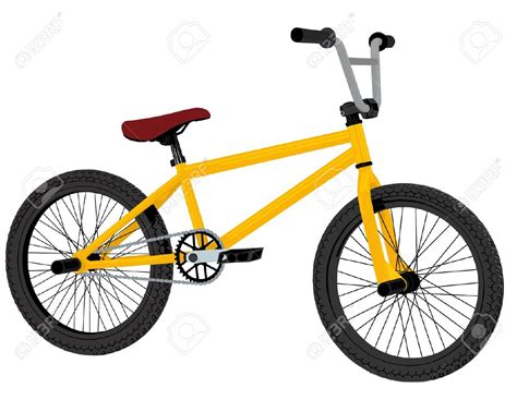 Bicycle Clip Bike Bmx Clipart Clipground