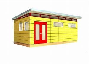 Modern-shed, Kit, 12, U0026, 39, X, 24, U0026, 39, Prefabricated, Shed, Kits