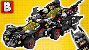 Lego Batman Batmobile : lego the ultimate batmobile biggest lego batman movie vehicle ever weekly lego news ~ Nature-et-papiers.com Idées de Décoration