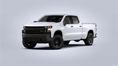 summit white chevrolet silverado  crew cab