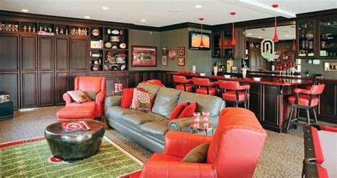 The Ohio State University Has A Huge Following This Osu. The Basement Tv Show. Basement Seepage. Basement Renovations Ideas Pictures. Replacing Old Basement Windows. Cool Ideas For A Basement. Gray Basement Walls. Harbor Basement Waterproofing. Basement Garage House Plans