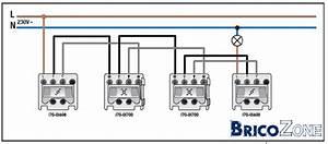 Schema Electrique Va Et Vient 3 Interrupteurs : cablage va et vient 3 interrupteurs ~ Medecine-chirurgie-esthetiques.com Avis de Voitures