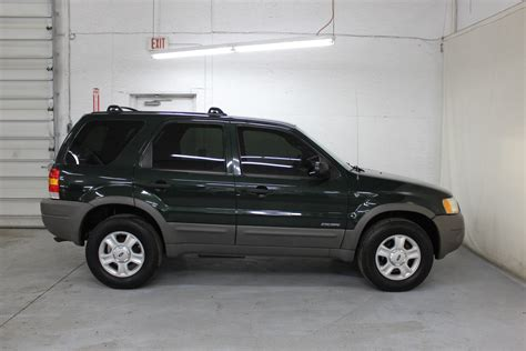 Ford Escape 2001 by 2001 Ford Escape Xlt Biscayne Auto Sales Pre Owned