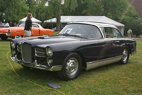 1959→1962 Facel Vega HK 500 | Facel Vega | SuperCars.net