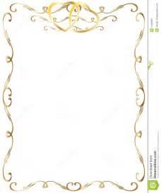cadre mariage invitation de cadre d 39 anniversaire de mariage image stock image 11363651