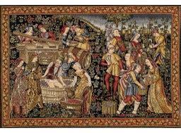 tapisserie medievale moyen age tapisseries de