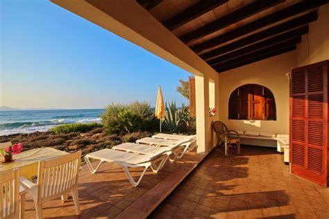 Finca Mallorca Mieten Nähe Ballermann by Mallorca Ferienhaus Direkt Am Meer N 228 He Strand Der Bucht