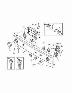 Frigidaire Model Ffle1011mw2 Laundry Centers  Combos Genuine Parts