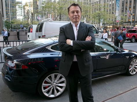 Elon Musk In Less Than 20 Years, Owning A Car Will Be