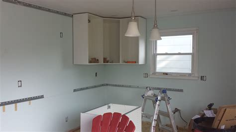 » Cabinet Installation Round 2 Hanging Ikea Cabinets. White High Gloss Kitchen Cabinets. Very Small Kitchen Ideas. Kitchen Island Bench Dining Table. Bar Table For Small Kitchen. Remodeled Kitchens With Islands. White Kitchen Sink Undermount. Small Kitchen Themes. Small Farmhouse Kitchen