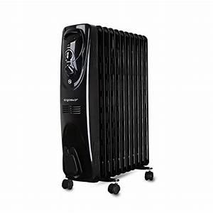 Radiateur Electrique Portable : radiateur lectrique bain d huile votre comparatif pour ~ Melissatoandfro.com Idées de Décoration