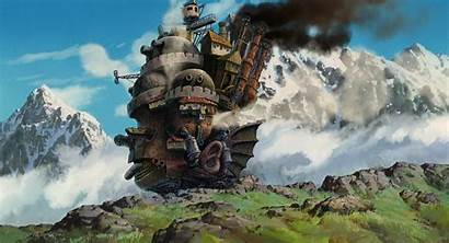 Moving Castle Howl Howls Wallpapers