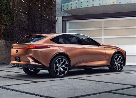 Lexus Lf1 Limitless Concept 2018 новости, фото и видео