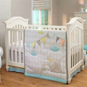 dumbo crib bedding set for baby personalizable nursery