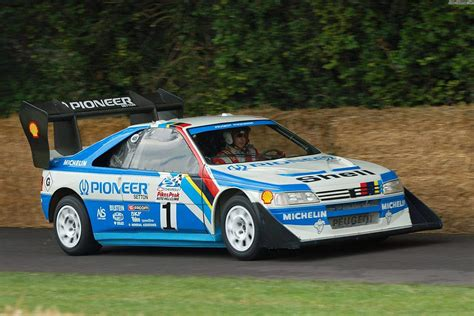 Peugeot Pikes Peak by Fiche Technique Peugeot 405 T16 Pikes Peak 1988 1989