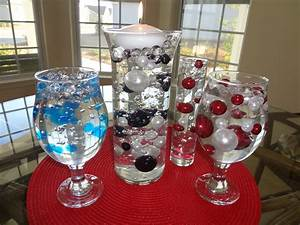 Water Beads Design - Wedding Centerpieces, Vases and More