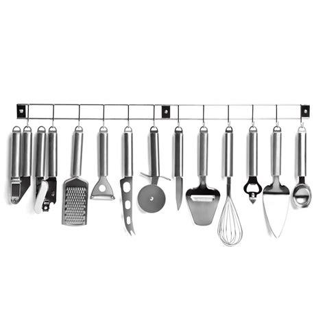 ustensile cuisine en c barre 12 ustensiles de cuisine en inox men110 achat vente fouet spatule cuillère sur