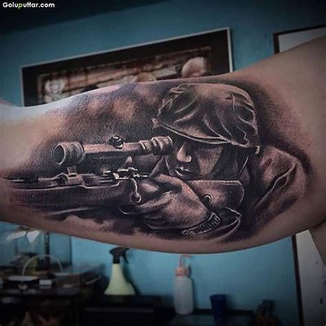 army sniper tattoos  army sniper tattoo military tattoos designs goluputtar page