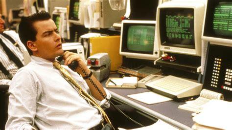 wall street pros recall sheer panic october stock market