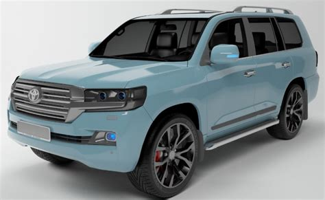 2019 Toyota Land Cruiser Review Specs, Interior And Price