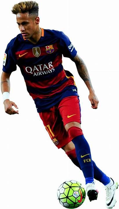 Neymar Barcelona Jr Fc Football Tricou Transparent